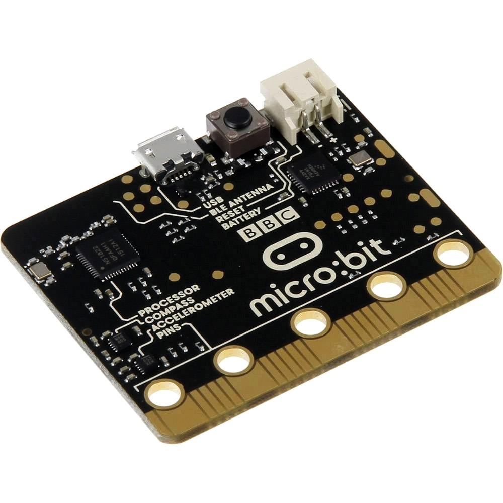 Micro:bit - Rückseite